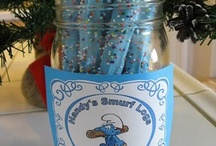 Smurf party ideas / by Julie Quesnell