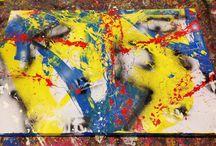 Schilderijen / Creatief