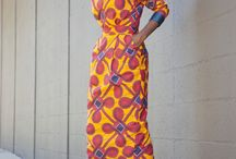robes africaine