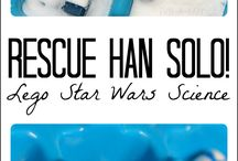 May the fourth be with you / Homeschool fun for starwArs