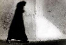 Ethereal / Mist, shadows, mystery.