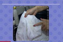 Tirar manchas das roupas