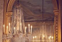 chandelier fetish.