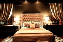 Romantic bedrooms / Your bedroom is your sanctuary - make it special and beautiful!