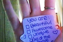 Be Beautiful! / by Shay