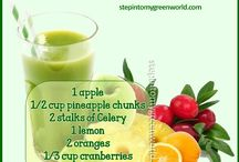 Smoothies/juicing!!!