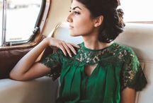 Emerald / Color Inspiration / by Melanie McDaniel