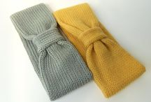 Crochet Hat & Headband