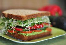 Sandwich / by Hellen