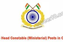 Head Constable Posts