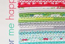 color me happy By V and Co for moda fabrics