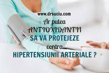 Hipertensiunea arteriala / Nutritia ortomoleculara in hipertensiunea arteriala