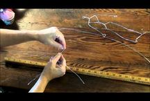 How to make wire person