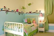 Hill Kids--Bedrooms