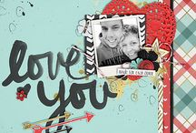 Scrapbooking / Neat ideas to create and add to an existing scrapbook / by Val Bernard