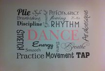 Dance Studio planning and ideas