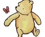 Pooh Bear...my favorite bear / by Cheryl Smith Puente
