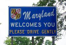 Maryland my Maryland / by Joyce Meekins