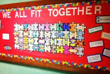 Awareness Bulletin Boards / Create a bulletin board display in your school, workplace, library  or community center.
