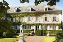 Loire / nous avons 4 châteaux-hôtels en Val de Loire - découvrez-les. Nous vous donnons également des idées de visite dans cette région. We have 4 castles-hotels in the Loire Valley - Let's discover http://www.grandesetapes.fr