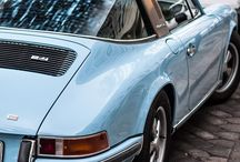 Porsche Targa / Porsche Targa is a beautiful combinatie of driving open and closed sportscar.