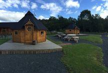 Hobbit Huts / Hobbit Huts accommodation at Eden Leisure Village