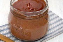 Nutella & Marmeladen