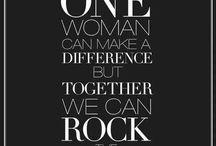 Women/Teen Empowerment