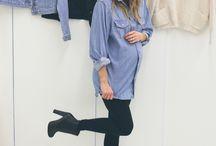 Pregnant Fashionista