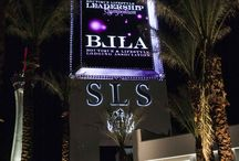 Boutique Lifestyle Leadership Conference / The 2014 attendees to this conference spent 3 fabulous days at the brand new SLS Las Vegas Hotel & Casino being educated, entertained and connected!