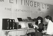 Ettinger - The Story So Far / The story of the Ettinger family is a remarkable success story. Constantly reinventing themselves throughout the ups and downs of 20th century Europe, they have built one of the best luxury leather goods companies in the world and have anchored it positively for the next 100 years!