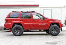 Jeep Grand Cherokee WJ WG