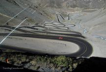 Road Envy / Roads that will make you want to get off the couch and go skate.