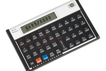 HP RPN Calculators / Reverse Polish Notation calculators by Hewlett-Packard; vintage & modern