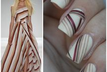 #NYFW / A collection of our favorite #nailart, fashions & moments from New York Fashion Week 2014! #NYFW #fashion #fashionista