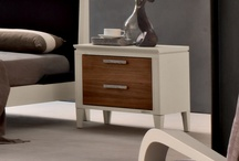 Bedside Table - Contemporary Collection
