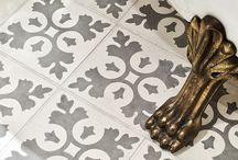 floor tile / by Kimberlee Melcher
