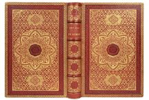 Beautiful Bindings / Some of the most beautiful bindings you can find, available at Shapero Rare Books! Shop at Shapero.com