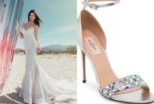 WEDDING ESSENTIALS: by Lauren Elaine / A curated collection of our favorite wedding essentials, from accessories, shoes, beauty must-haves, and more - as featured on the 'Once Upon a Seam' blog by Bridal Designer Lauren Elaine!