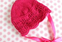 Baby Bonnets and Booties