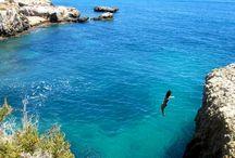 Mediterranean sea / Our sea, our life.