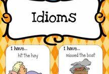 idioms 6th