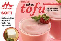 Morinu Tofu / Products