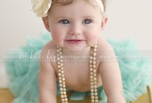 Rylan one year pics / by Brianna Phillips
