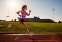 Run lady Run! / Fitness running