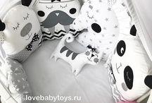 Кроватка малыша