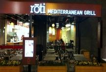 Roti in Foggy Bottom DC