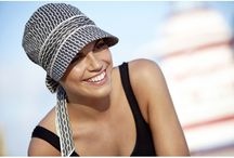 Headscarves / Whether you are suffering with thinning hair or undergoing chemotherapy you can still look stunning and elegant with out Christine Headscarves.