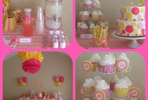 Party Ideas/Shower Ideas / by Helaine Fossier