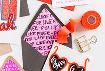 Envelope decorating ideas